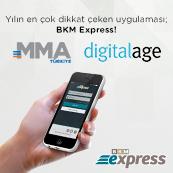 Digital Age & MMA Türkiye - Yılın Mobil Ödeme Kategorisi Yılın En Çok Dikkat Çeken Uygulaması (2015)