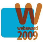 The WebAward Competition (2009)