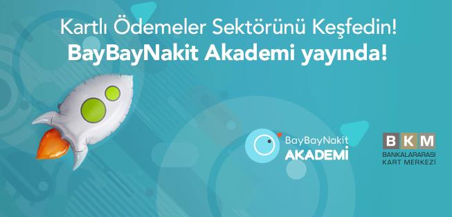 BayBayNakit Akademi Yayında!