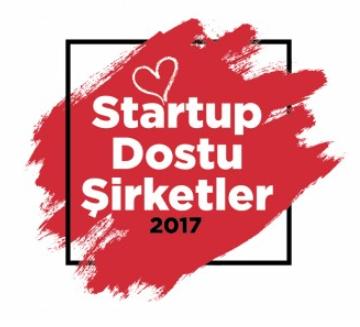 Startup Dostu Şirketler 1.'lik Ödülü (2017)